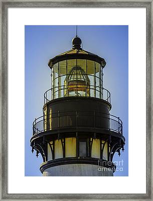 Lighthouse Light Framed Print