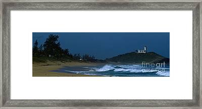 Lighthouse Puerto Rico Framed Print by Antonio Martinho