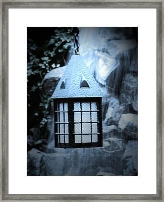 Lighting Framed Print by Jessica Burgett