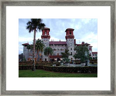 Lightner Museum Framed Print by Tobi Czumak
