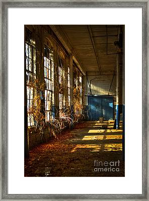 Lightroom Too Mary Leila Cotton Mill 1899 Framed Print