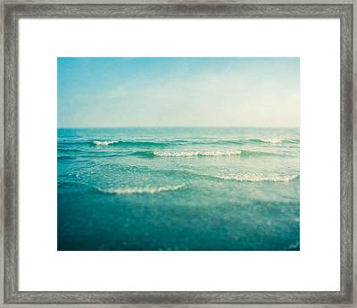 Like A Dream Framed Print by Violet Gray
