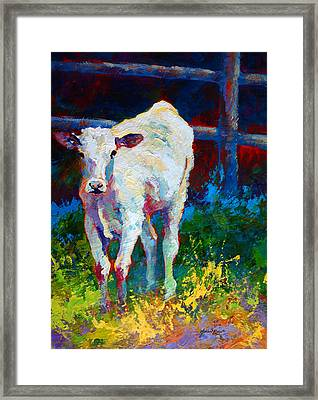 Like My Daddy Framed Print by Marion Rose