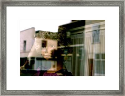 Lila 3 Framed Print by Jez C Self