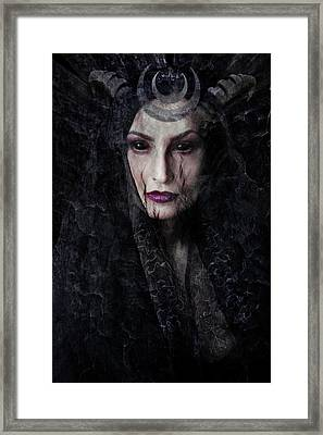 Lilith  Framed Print by Cambion Art