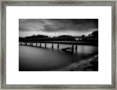Lillebanken Framed Print by Mirra Photography
