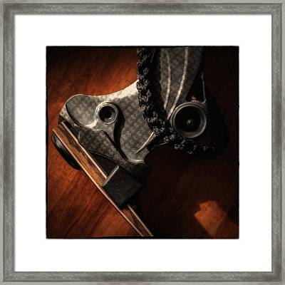 Framed Print featuring the photograph Limb Pocket by Tim Nichols