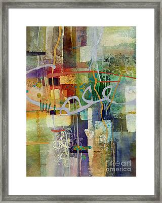 Liminal Spaces Framed Print by Hailey E Herrera
