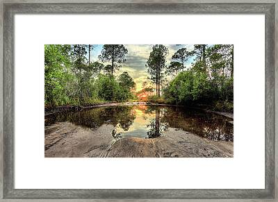 Limited Access  Framed Print