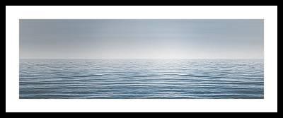 Horizon Framed Prints