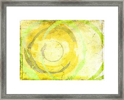 Limoncello Framed Print by Julie Niemela