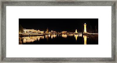 Lindau Framed Print by Marc Huebner
