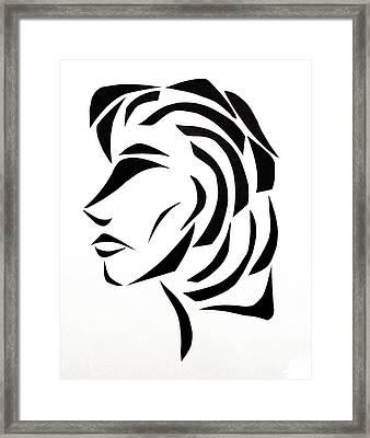 Lindsay Framed Print
