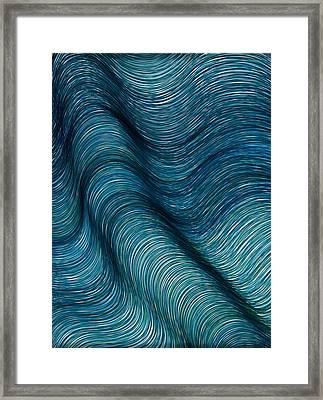 Lineas No.2 Framed Print