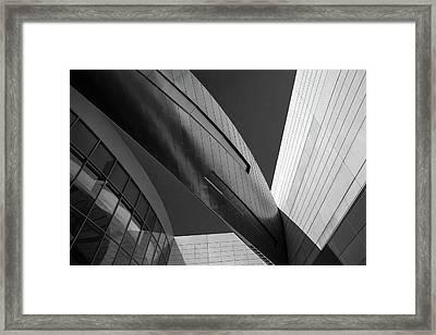 Architecure Lines  Framed Print