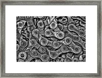 Links II Framed Print