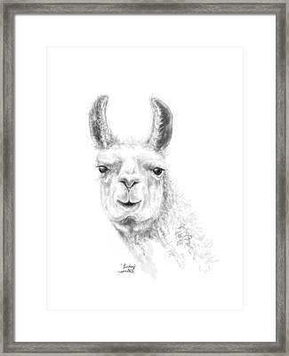 Linsdey Framed Print