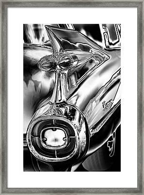 Liquid Eldorado Framed Print by Jeffrey Jensen