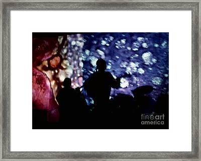 Liquid Light Show 1968 Framed Print by The Harrington Collection
