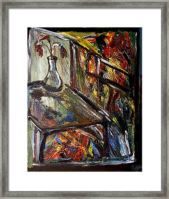 Lithium Number One Framed Print by Jon Baldwin  Art