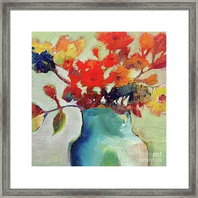 Little Bouquet Framed Print by Michelle Abrams