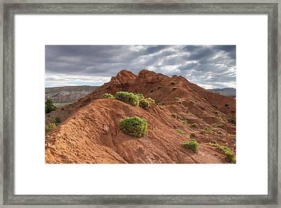 Little Broken Hill Framed Print