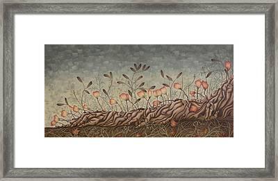 Little Gods Framed Print by Judy Henninger