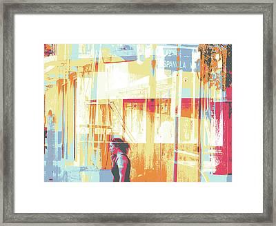 Little Havana  Framed Print by Shay Culligan