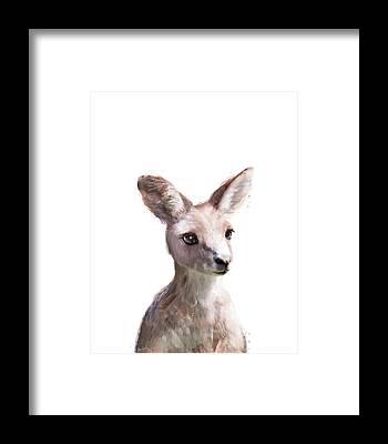 Joey Framed Prints