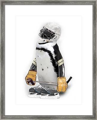 Little Mascot Framed Print by Gravityx9   Designs