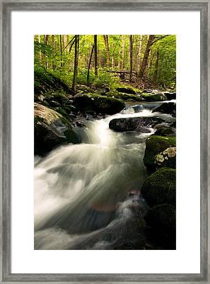 Little River Framed Print