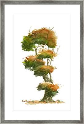 Little Tree 23 Framed Print