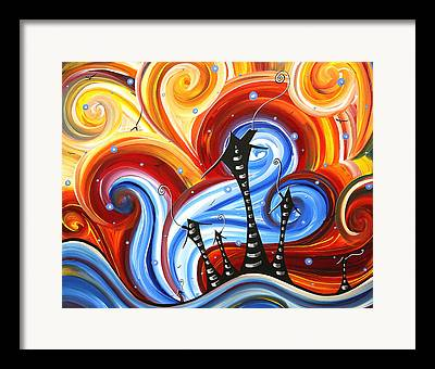Buy Abstract Art Online Framed Prints