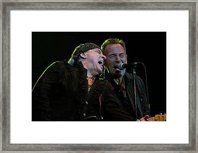Live At The Paramount Framed Print
