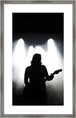 Live Music Framed Print