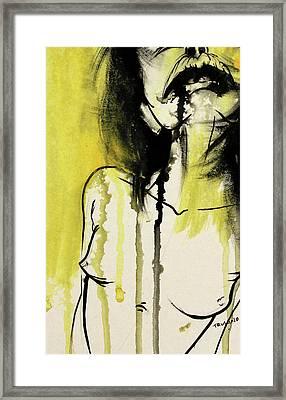 Liverty Framed Print by Matt Truiano