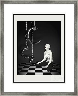 Lives Matter 3 Framed Print by Barbara Milton