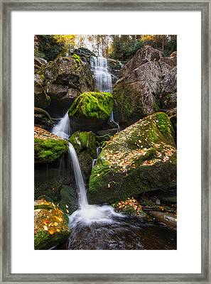 Framed Print featuring the photograph Living Future Memories by Bernard Chen