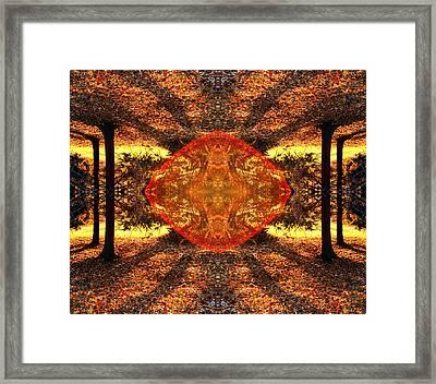 Living Light Framed Print