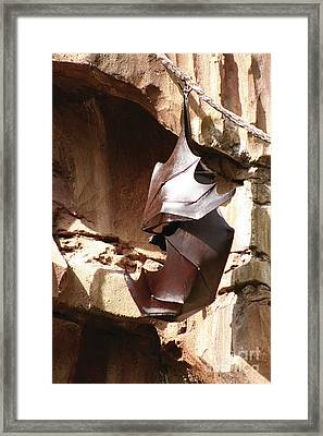 Living Sculpture Framed Print by Alycia Christine