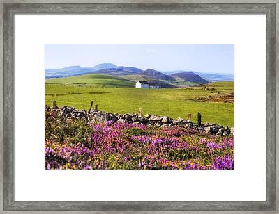 Llyn Peninsula - Wales Framed Print by Joana Kruse