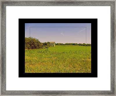 Ln 7 Framed Print by Tina M Wenger
