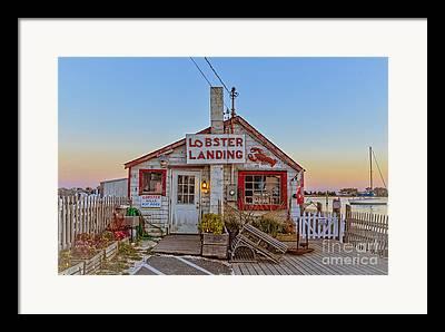 Long Island Sound Framed Prints