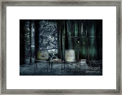 Local Theatre Framed Print by Svetlana Sewell