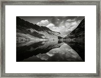 Loch Achtriochtan Framed Print