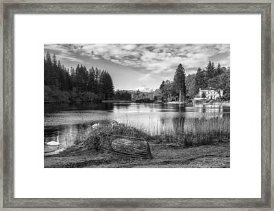 Loch Ard In Aberfoyle Framed Print