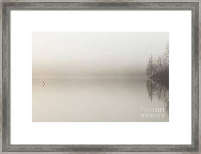 Loch Ard Framed Print by Neil Barr
