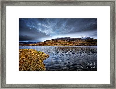 Loch Cill Chrisiod Framed Print by Nichola Denny