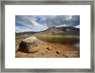 Loch Etive Framed Print by Nichola Denny