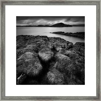 Loch Ewe Framed Print by Dave Bowman